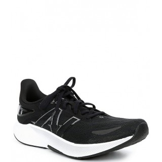 New Balance Men's FuelCell Propel V3 Lace-Up Running Shoes Black/White HUOLVVHJKG